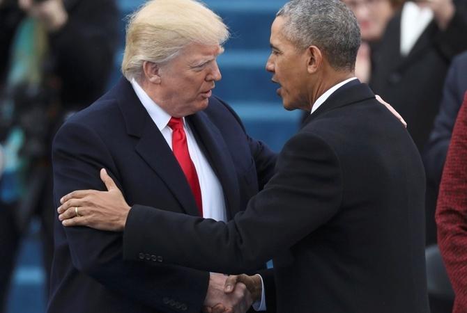 Трамп провозгласил дату собственной инаугурации общенациональным днём патриотизма