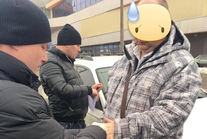 СБУ поймала навзятке офицера контрразведки