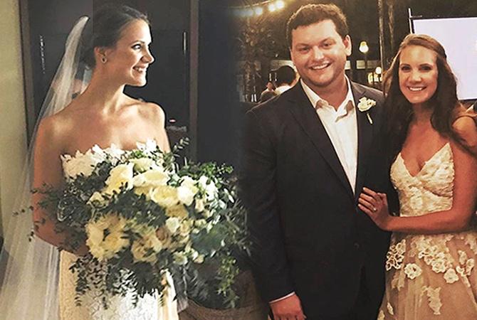 Дизайнер Кира Пластинина вышла замуж заамериканского предпринимателя