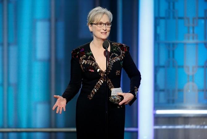 Мэрил Стрип стала более  номинируемой на«Оскар» артисткой  вистории