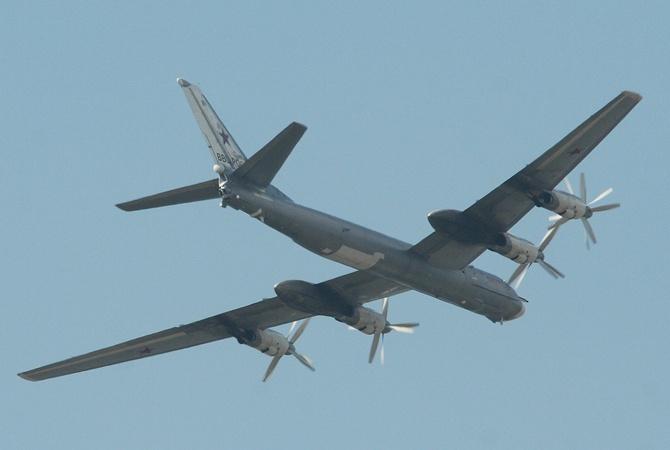 У русских бомбардировщиков приключился авиаинцидент сЯпонией