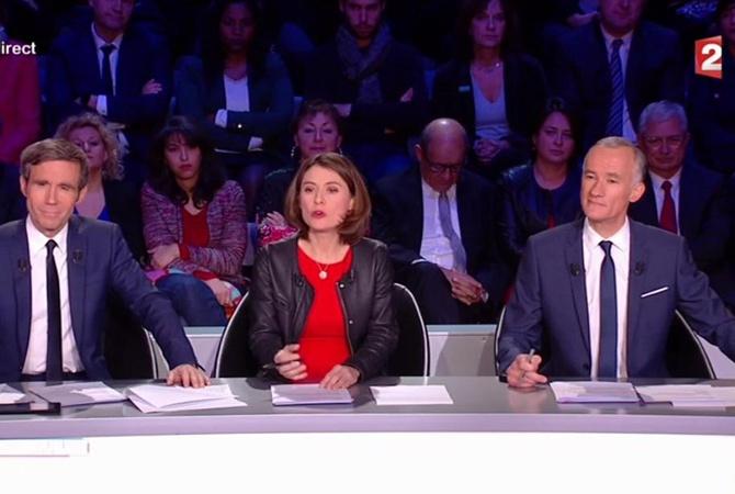 Министр обороны Франции заснул надебатах социалистов