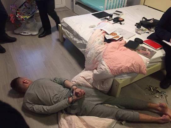 Киевлян вербовали наркокурьерами вБразилию иТаиланд