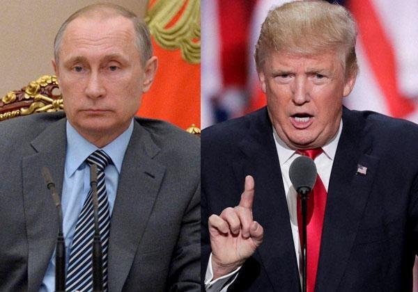 Реакция на 1-ый разговор В.Путина иТрампа— Новые надежды
