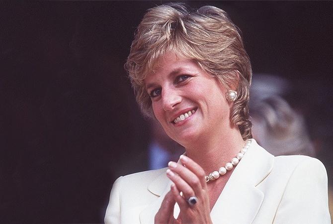 Принцы Уильям иГарри поставят встолице Англии монумент принцессе Диане