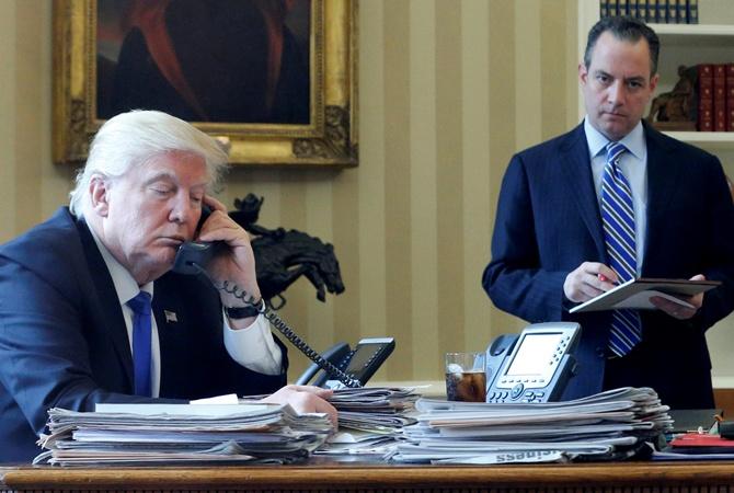 Три звонка Трампа: о чем президент США говорил с Европой и Россией