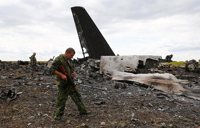 Генпрокуратура Днепропетровщины сказала всуд дело Плотницкого поИЛ-76