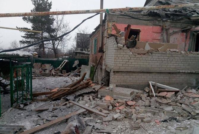 Обстрел Авдеевки: вгороде проблемы сэлектроэнергией, теплоснабжением иводой