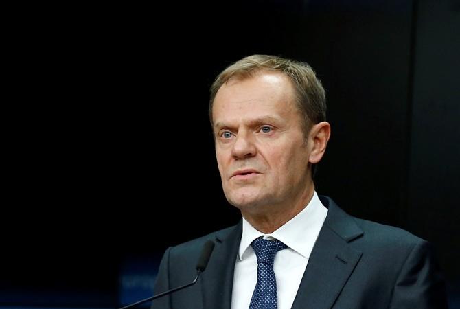 Туск указал нариски дляЕС от РФ иКитая
