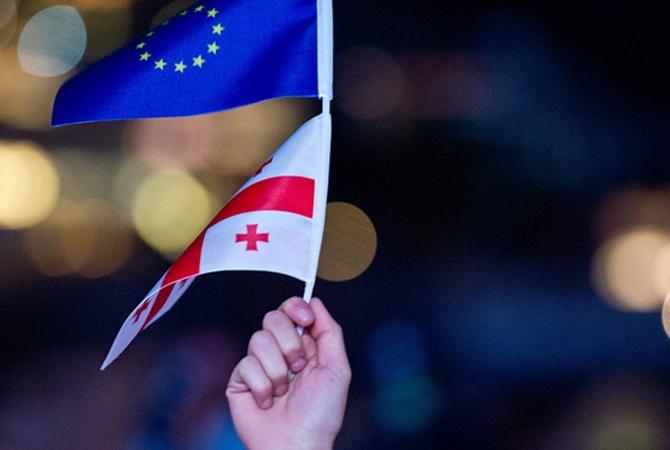 Европарламент одобрил отмену виз для Грузии иКосово