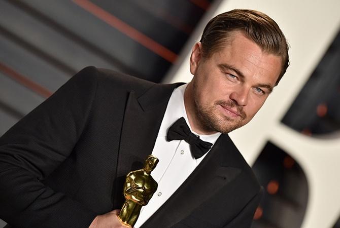 Леонардо ДиКаприо иБри Ларсон будут вручать «Оскары» в 2017-ом году