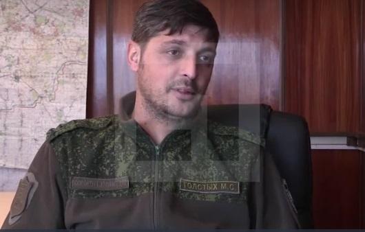 Главарь боевиков Гиви подтвердил свое ранение