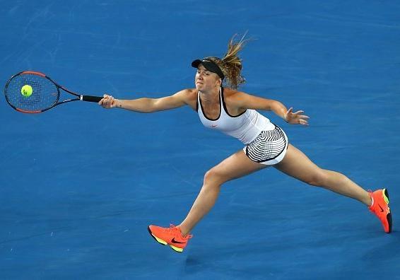 Как украинка Свитолина вдраматичном матче пробилась вполуфинал теннисного турнира