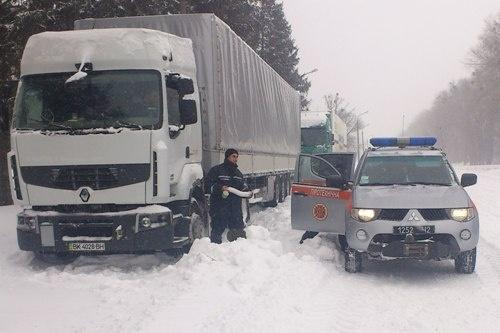 Встолице продлили ограничение на заезд фургонов — Транспортный коллапс