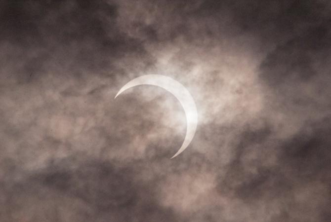 Натерритории Башкирии будет видно полутеневое лунное затмение