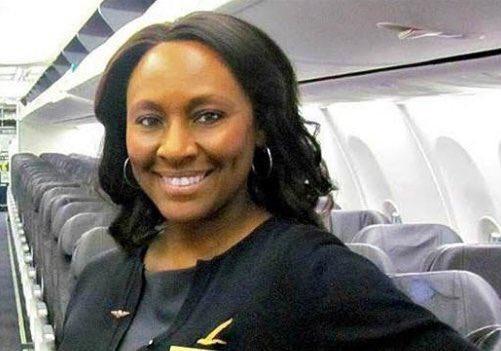 Стюардесса спасла девочку отторговцев людьми