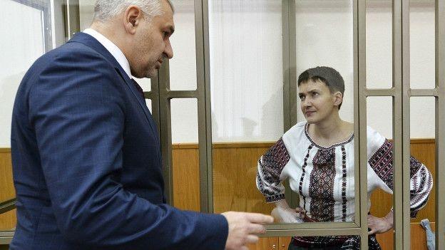 Юрист поведал, как Савченко отказала Порошенко