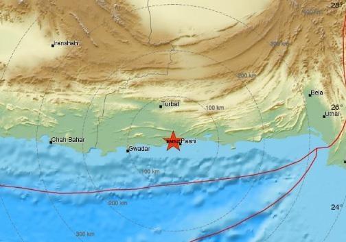 Насевере Индии случилось землетрясение силой 5,6 балла
