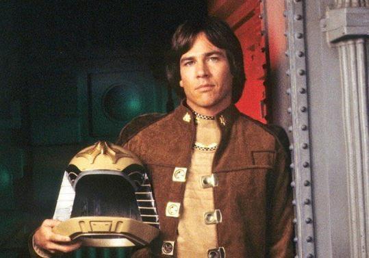 Умер звезда сериала'Звездный крейсер'Галактика                       Ричард Хэтч в сериале'Звездный крейсер'Галактика. Ф