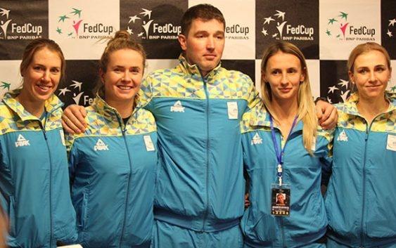 Украинки Свитолина иЦуренко стартовали суверенных побед наКубке Федерации