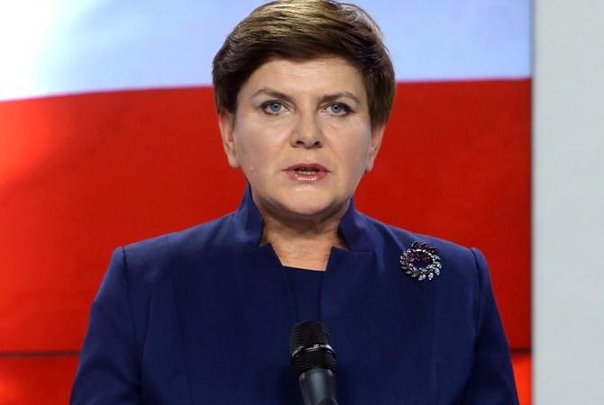Попавшая в трагедию премьер Польши будет руководить правительством из клиники