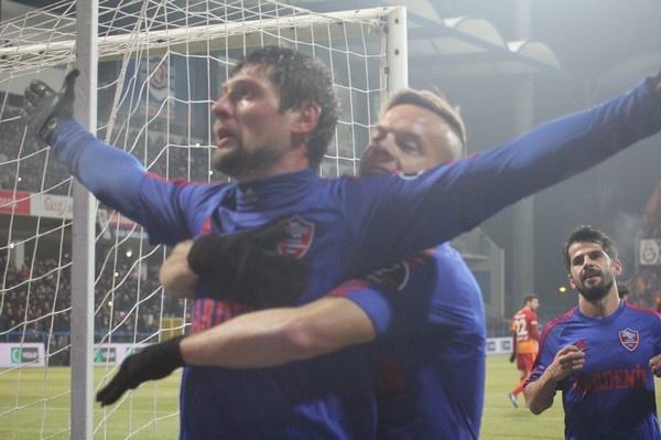 Украинец Селезнев забил «Бешикташу» ипринес победу собственной команде