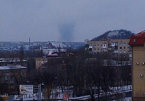 Командование ДНР: Взрыв нахимзаводе произошел в итоге артобстрела, есть пострадавшие
