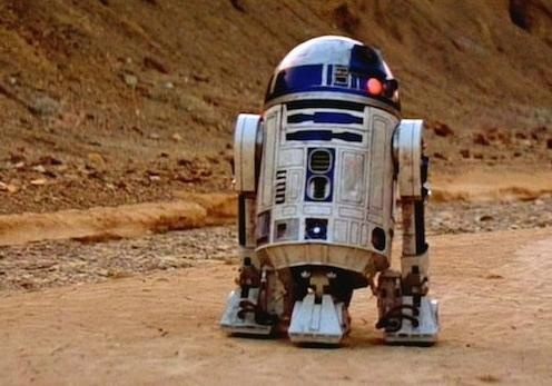 Роль R2-D2 сыграет новый актёр