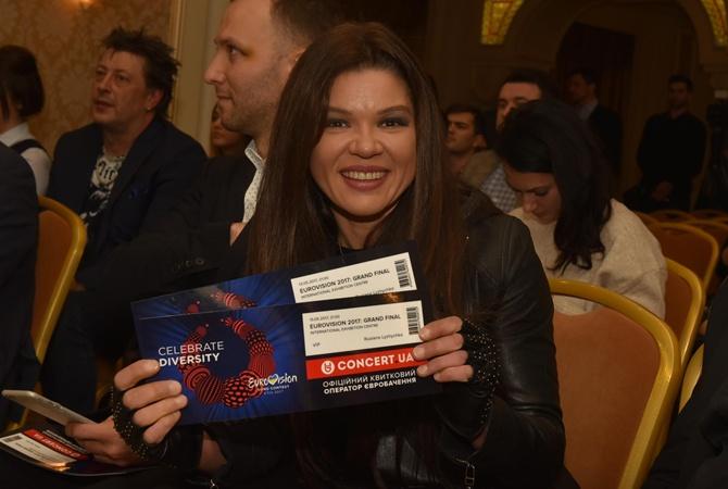Евровидение 2017: где изасколько можно приобрести билет вгосударстве Украина