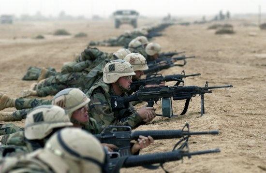 США могут направить войска вСирию