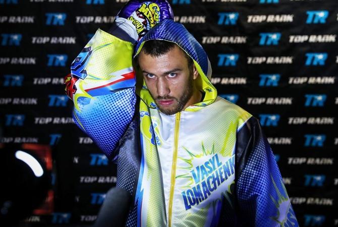Конкурент Ломаченко отказался оттитула «регулярного» чемпиона поверсии WBA