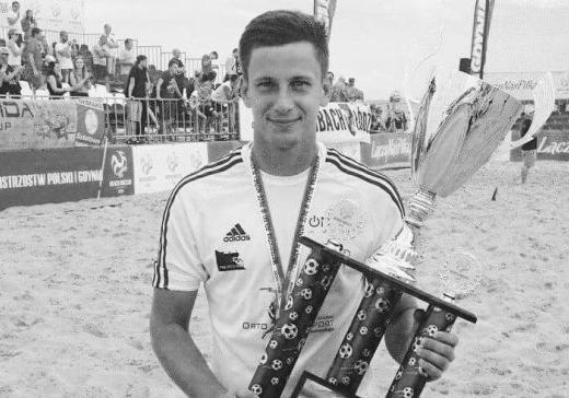 Игрок сборной Украины попляжному футболу Евгений Рябчук скончался из-за болезни