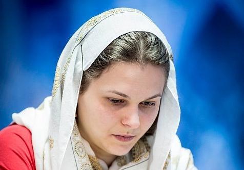 Русская шахматистка Костенюк пробилась вполуфинал чемпионата мира вТегеране