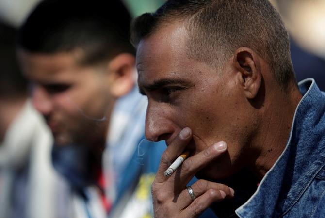 Ученые: Курение может быть необходимым , однако  только для мутантов