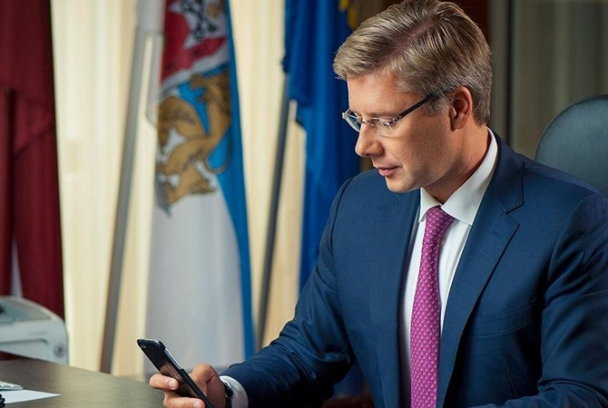Главы города Риги снова собрались оштрафовать заиспользование русского языка