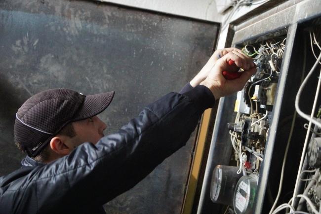 На  хитрых  счетчиках днепровский  кулибин  заработал на 4 квартиры