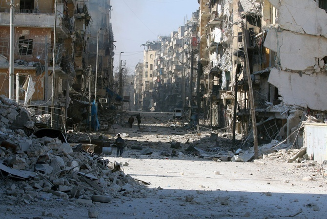 ВСирии четверо русских военных погибли, подорвавшись нафугасе