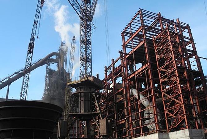 Два завода Ахметова вДонбассе остановили производство