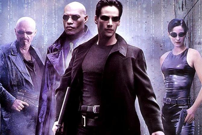 Киану Ривз согласился сняться в новой'Матрице                       Постер фильма'Матрица