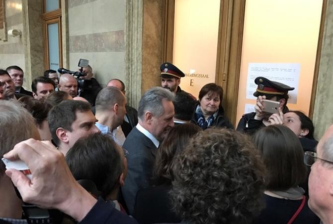 УФирташа опровергают его арест вавстрийском суде