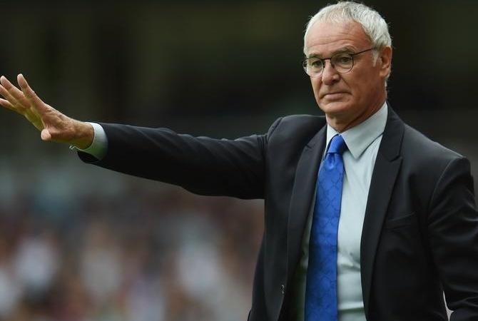 Раньери отправлен вотставку споста основного тренера клуба «Лестер»