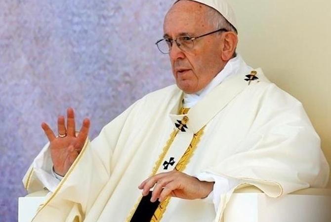 Папа Римский призвал католиков отказаться от«двойной жизни»
