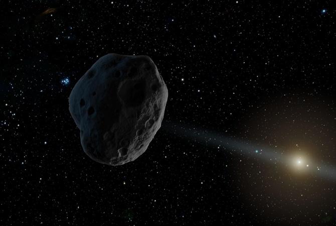 Приближающийся кЗемле астероид может привести кАпокалипсису