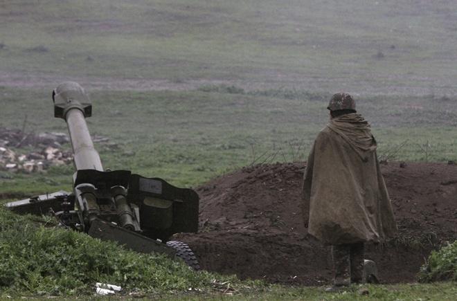 Ереван призвал Баку воздержаться отшагов, обостряющих ситуацию вКарабахе