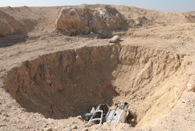 Захоронение стелами четырех тыс. человек найдено вИраке