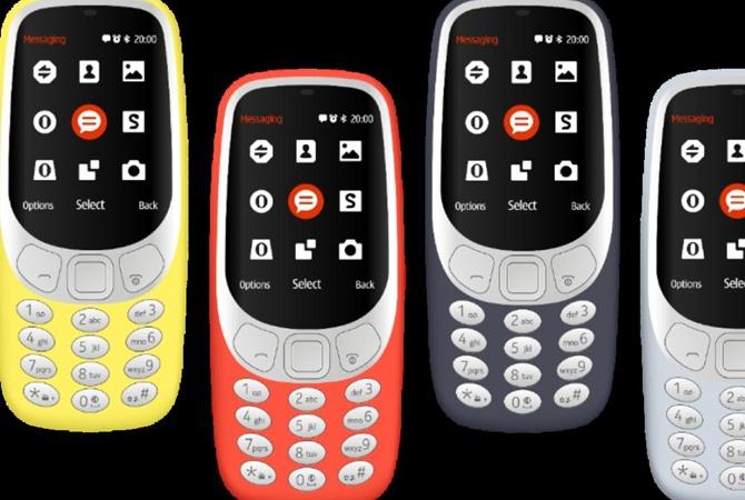 Nokia возродит легендарный телефон 3310 Новая Nokia 3310