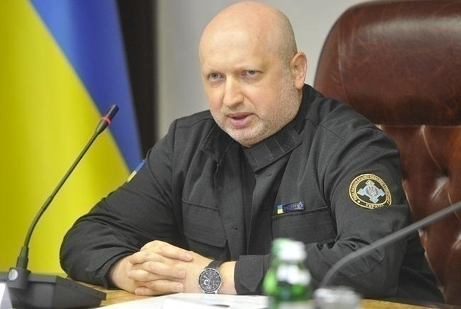 Турчинов заявил что ВСУ надо месяц'для очистки Донбасса Александр Турчинов