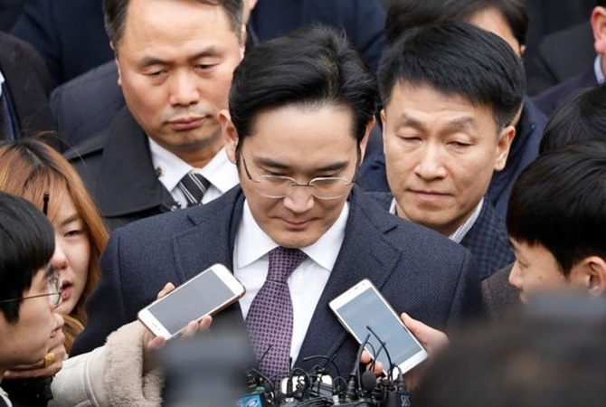 Самсунг объявил опрекращении работы вкачестве конгломерата