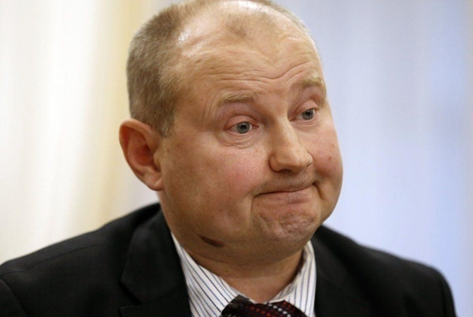 Беглый судья Чаус схвачен вМолдове