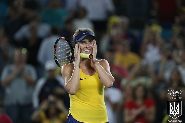 Свитолина вышла во 2-ой круг теннисного турнира вМалайзии